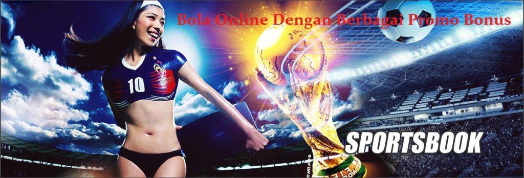 Bola Online Dengan Berbagai Promo Bonus