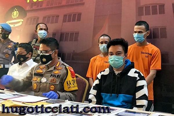 Kasus Penipuan Judi Online Baim Wong